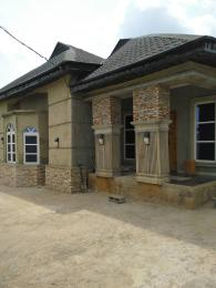 4 bedroom Detached Bungalow House for sale ojoo army barracks, just 2 min drive from barracks entrance  and not up to a minute drive from army barrack Ojoo Ibadan Oyo