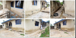 4 bedroom Detached Bungalow House for sale Ofili, Awule, Complete Child Dev. Center Akure Ondo