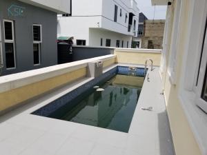 4 bedroom Detached Duplex House for sale Megamound Estate ikota Ikota Lekki Lagos