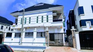 4 bedroom Semi Detached Duplex House for rent Osapa London Estate  Osapa london Lekki Lagos