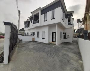 4 bedroom Semi Detached Bungalow House for sale Canaan estate Ajah Lagos