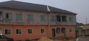 3 bedroom Blocks of Flats House for sale MTN Road Off Sapele/Benin Road, Sapele Oredo Edo