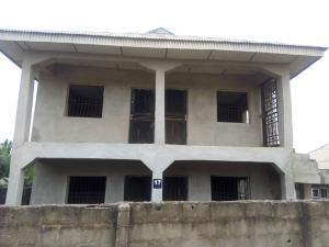 1 bedroom mini flat  Blocks of Flats House for sale Imole Oluwa estate Ibafo Ibafo Obafemi Owode Ogun