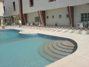 Hotel/Guest House Commercial Property for rent By second toll gate Lekki Lagos
