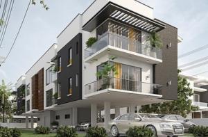 3 bedroom Blocks of Flats House for sale Osborne 2 Osborne Foreshore Estate Ikoyi Lagos