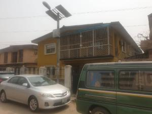 4 bedroom Blocks of Flats House for sale Off Brown Road aguda Aguda Surulere Lagos