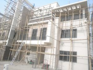 5 bedroom Semi Detached Duplex House for sale . Wuye Abuja