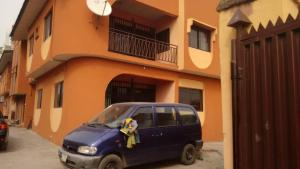3 bedroom House for sale Okota road by cele bus stop Community road Okota Lagos