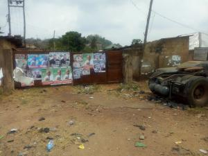 Commercial Land Land for sale Office along moniya IITA road Ojoo Ibadan Oyo