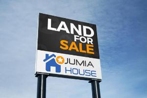 Land for sale Behind North West Filling Station Lagos - 1