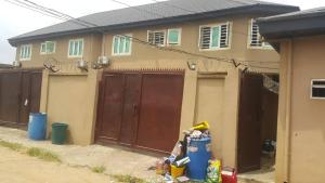 2 bedroom Semi Detached Duplex House for sale Berkley estate new oko oba  Abule Egba Abule Egba Lagos