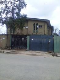 Blocks of Flats House for sale Akowonjo Akowonjo Alimosho Lagos