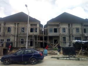 4 bedroom Semi Detached Duplex House for sale Off Alternative Route Behind Chevron Office By 2nd Toll Gate, Lekki, Lagos chevron Lekki Lagos