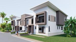 4 bedroom Semi Detached Duplex House for rent Sticks and Stones Apo Abuja