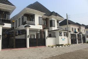 Semi Detached Duplex House for sale - chevron Lekki Lagos