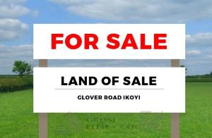 Mixed   Use Land Land for rent Glover road Old Ikoyi Ikoyi Lagos