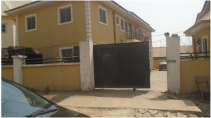 2 bedroom House for sale Plot 185, 1 R 32RD Cadastral Zone, Lugbe Estate, FCT Lugbe Abuja
