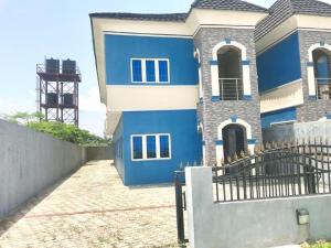 4 bedroom House for sale Okun Ajah, off Abraham Adesanya road Lekki Scheme 2 Okun Ajah Ajah Lagos