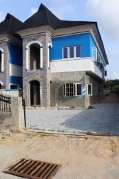 House for sale Okun Ajah, off Abraham Adesanya road Lekki Scheme 2 Ajah Lagos