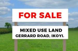Mixed   Use Land Land for sale gerard road  Gerard road Ikoyi Lagos