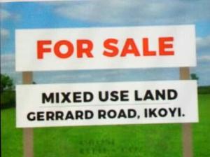 Mixed   Use Land Land for sale Gerard road Gerard road Ikoyi Lagos