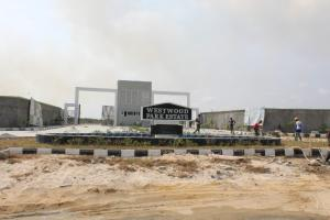 Land for sale West Wood Park Estate Sangotedo Lagos