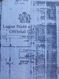 Commercial Land Land for sale Very close to Akodo General hospital, along eleko road, ibeju Lekki Lagos  Free Trade Zone Ibeju-Lekki Lagos