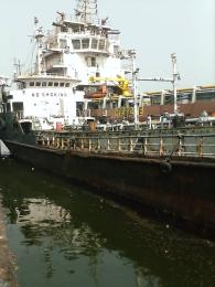 Commercial Property for sale 4778 Gross tonnage scrap vessel Lagos Island Lagos