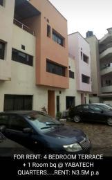 3 bedroom House for rent yabatech Akoka Yaba Lagos