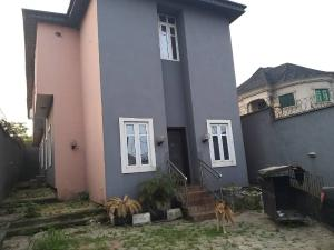 4 bedroom Detached Duplex House for rent Off college Ogba Lagos