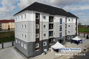 3 bedroom Blocks of Flats House for sale Along Family Worship Center  Wuye Abuja