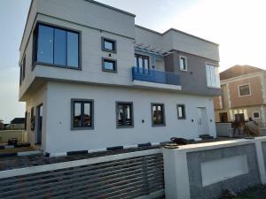 4 bedroom Detached Duplex House for sale Peace Garden estate,besides shoprite sangotedo Ajah Lagos  Sangotedo Ajah Lagos