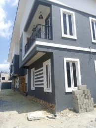4 bedroom Detached Duplex House for sale Cubirat abiola road Oke-Afa Isolo Lagos