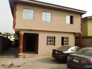 3 bedroom Detached Duplex House for rent Femi Jeferson Str Oke-Ira Ogba Lagos