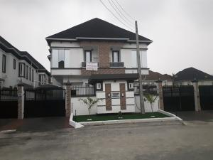 4 bedroom Semi Detached Duplex House for sale bera estate chevron lekki  chevron Lekki Lagos
