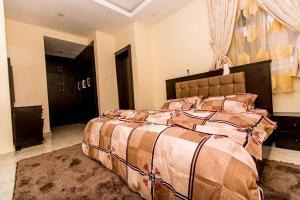 4 bedroom Penthouse Flat / Apartment for shortlet 11,Oke-Agbe Street off Ladoke Akintola Boulevard,Garki 2 Garki 2 Abuja