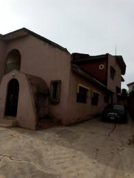 4 bedroom Detached Duplex House for sale Giwa - Oke Aro Iju-Ishaga Agege Lagos