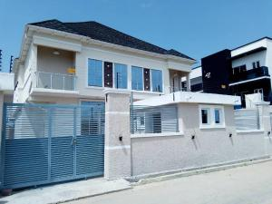 4 bedroom Semi Detached Duplex House for sale ademola street ,osapa london  Osapa london Lekki Lagos