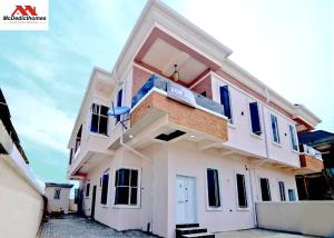 4 bedroom Detached Duplex House for sale Chevron Area, Lekki chevron Lekki Lagos