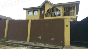 4 bedroom House for sale Fed govt site and service scheme aboru iyanapaja lagos Ipaja Ipaja Lagos