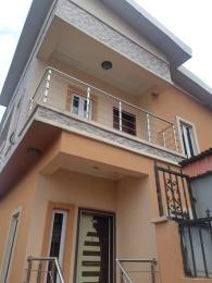 4 bedroom Semi Detached Duplex House for rent Wempco road Ogba Lagos