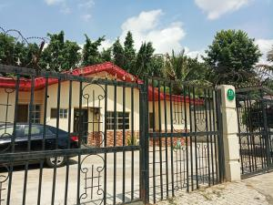 4 bedroom Detached Bungalow House for sale Off Aminu kano cr Wuse 2 Abuja