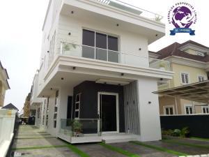 4 bedroom Massionette House for sale Osapa london Lekki Lagos