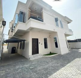 4 bedroom Semi Detached Duplex House for sale Ologolo Road  Ologolo Lekki Lagos