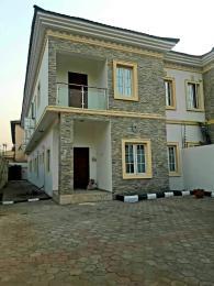 4 bedroom Semi Detached Duplex House for rent ... Agungi Lekki Lagos