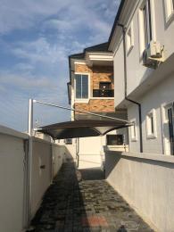 4 bedroom Semi Detached Duplex House for rent .... Ikota Lekki Lagos