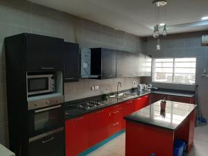 4 bedroom Semi Detached Duplex House for rent Shoprite road, monastery road Sangotedo Ajah Lagos