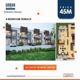 4 bedroom Terraced Duplex House for sale - Ogombo Ajah Lagos