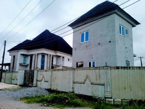 4 bedroom House for sale St Mary off Airport  Bendel estate Warri Delta state  Warri Delta
