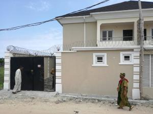 4 bedroom House for rent lafiaji beune , chevron Lekki Lagos - 0